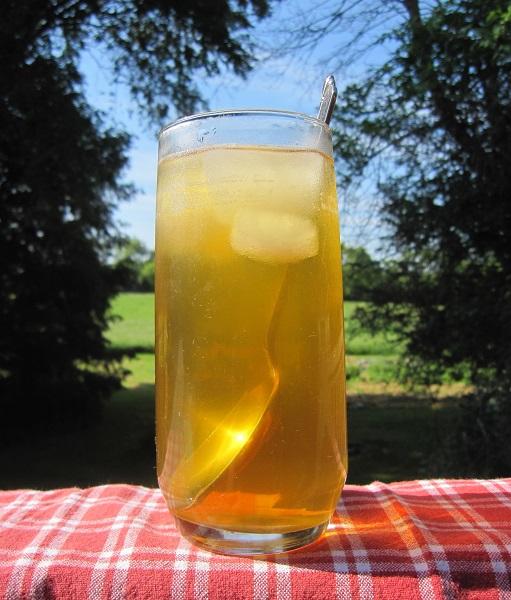homemade 'sports drink'