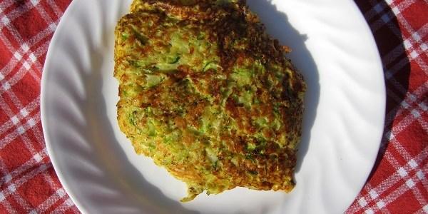 Zucchini Fritter Recipe