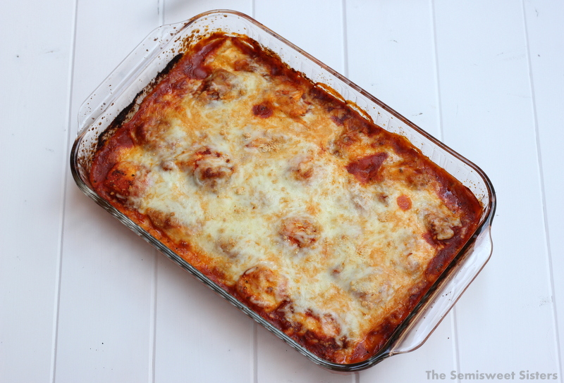 Easy Cheesy Baked Ravioli Recipe