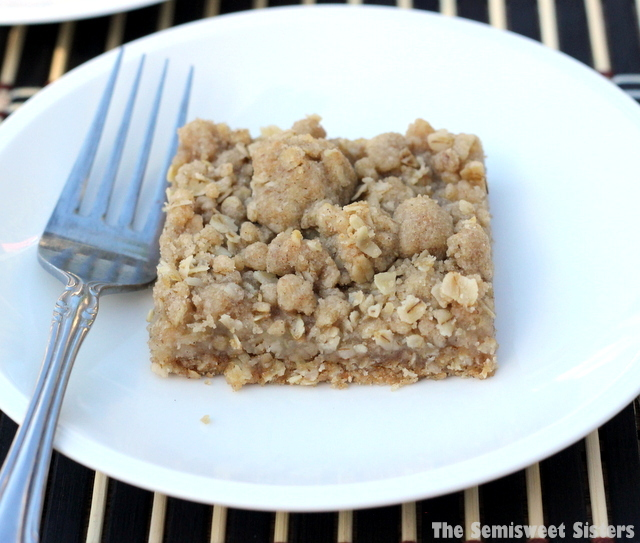 Apple Crumb Squares (aka Easy Apple Crisp) Recipe