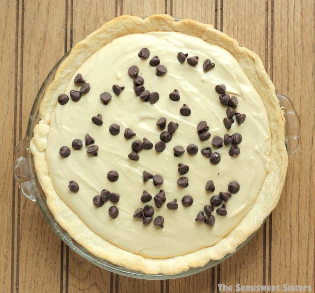 Chocolate Black-Bottom Peanut Butter Pie Recipe