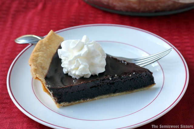 Double Chocolate Pie Recipe