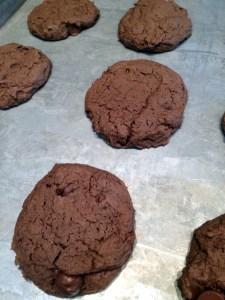 Easy German Chocolate Cake Cookies Recipe