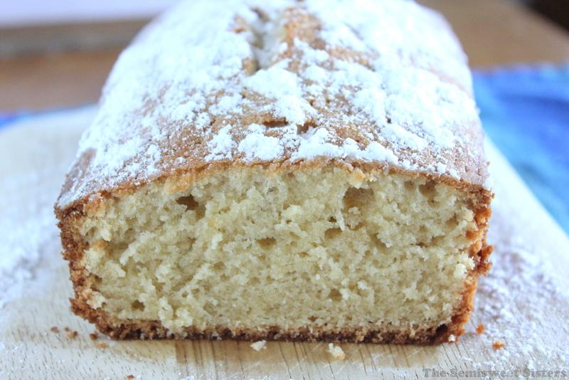Vanilla Pound Cake Recipe Loaf Pan: The Best Sour Cream Pound Cake