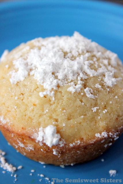 Pound Cake Muffins