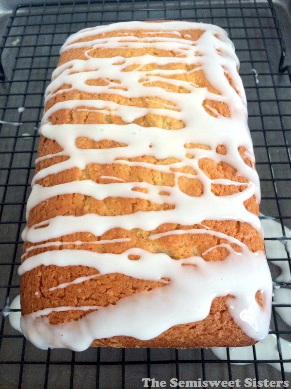 Old Fashioned Lemon Bread Recipe