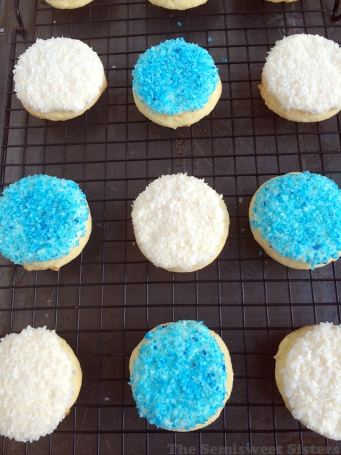 Coconut Cream Sugar Cookies Recipe