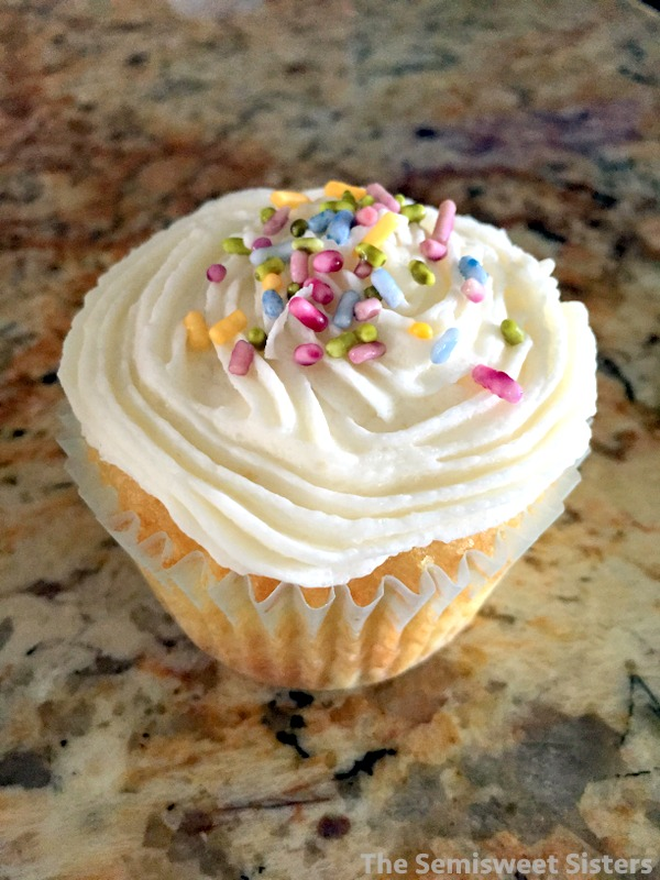 How to make cupcake frosting without icing sugar