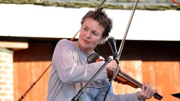 Past performances at the River to River festival include Laurie Anderson (above), Rufus Wainwright and Chrisette Michele. (Photos: GODLIS)