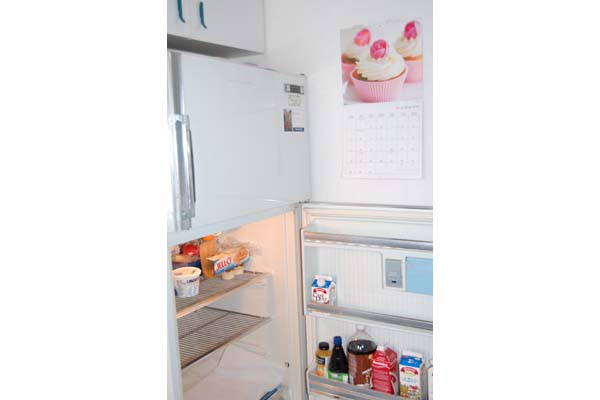 You see an empty fridge. A refrigerator chef sees possibilities.