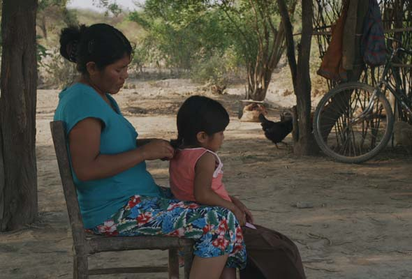 Scene from La Bellaza, one of the films presented at Presence autochtone.