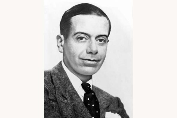 """Some of Cole Porter's lyrics were considered """"too darn hot"""" back in the day."""