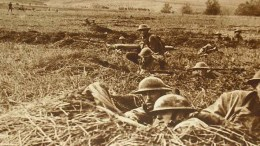 """""""American troops in the field during World War I"""" by Moore, William E.; Russell, James C. - U.S. Official Pictures of the World War."""