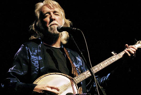 John McEuen of the Nitty Gritty Dirt Band on June 15. Photo: Courtesy Folk Fest sur le Canal