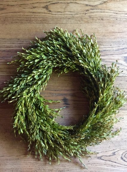 Summer Greenery Wreath