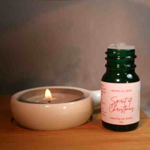 Spirit of Christmas aromatherapy blend from The Sensory Coach is the ultimate baa humbug banisher!
