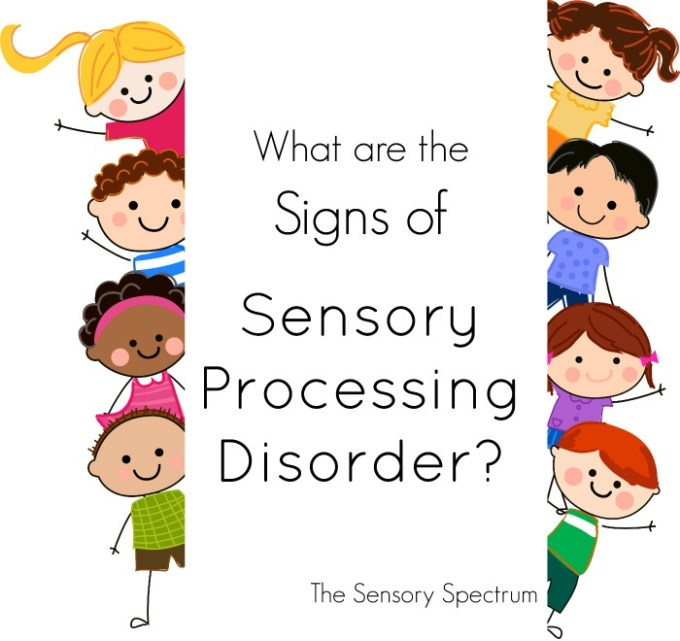 What are the Red Flags of Sensory Processing Disorder - SPD