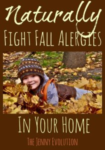Fall Allergies Can Trigger Sensory Issues