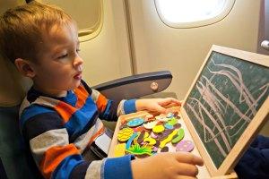 How to Reduce Child Turbulence on Plane Flights