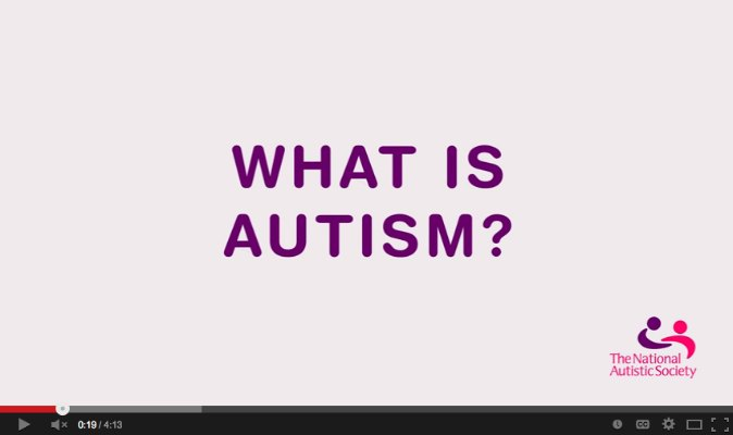 Video: What Is Autism?