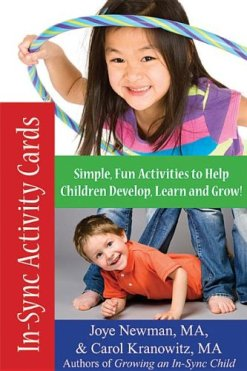 Book: In-Sync Activity Cards: 50 Simple, New Activities to Help Children Develop, Learn, and Grow!