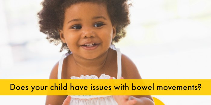 Does Your SPD Kiddo Have Bowel Movement Issues?