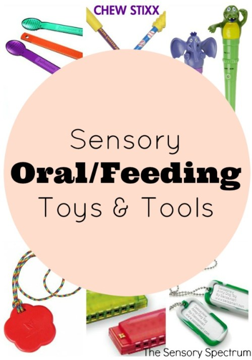 Sensory Oral / Feeding Toys & Tools | The Sensory Spectrum