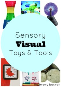 Sensory Visual Toys & Tools | The Sensory Spectrum