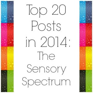 Top 20 Posts in 2014 on The Sensory Spectrum