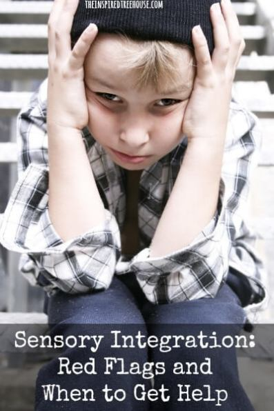 Sensory Integration Red Flags: When To Get Help