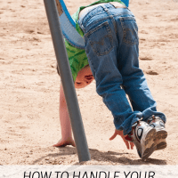 Tips for Dealing with a Clumsy Kid