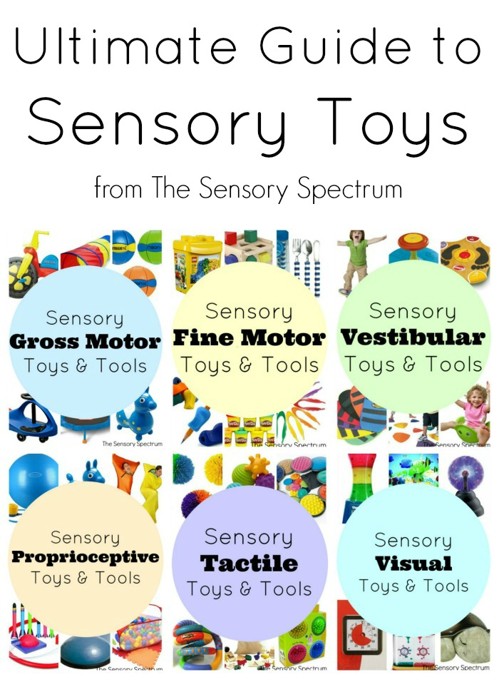 Ultimate Guide to Sensory Toys and Products for Kids | The Sensory Spectrum