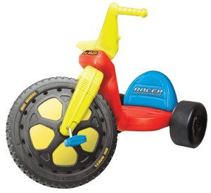 The Original Big Wheel - Awesome Gross Motor Toy