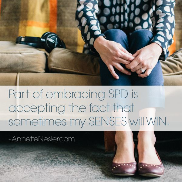 Adults with Sensory Processing Disorder... You are not alone! | The Sensory Spectrum