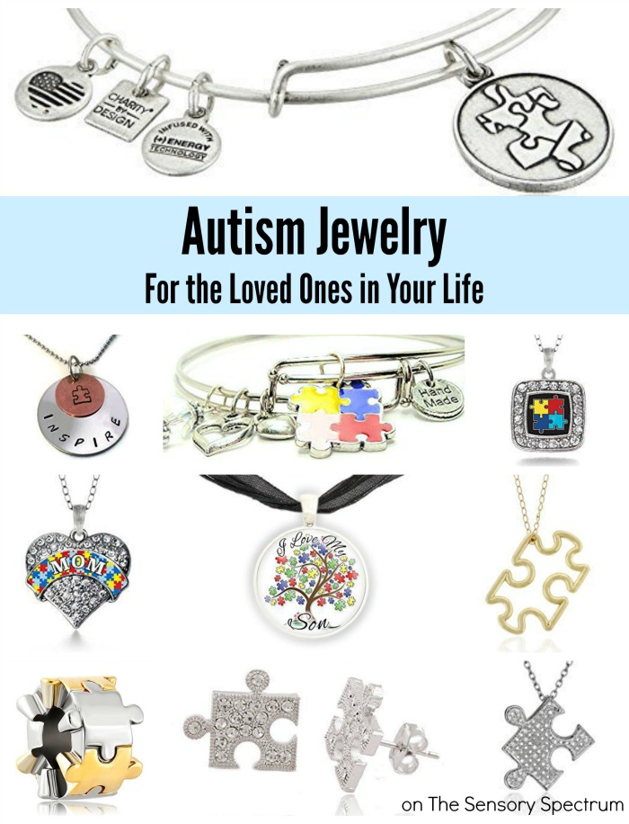 Autism Jewelry for the Loved Ones in Your Life | The Sensory Spectrum