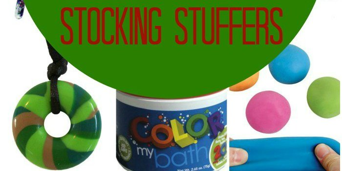 30 Christmas Sensory Stocking Stuffers for Special Needs Kids