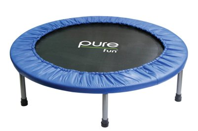 Pure Fun Mini Trampoline (Gross Motor Toys)