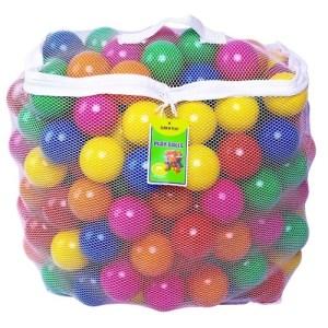 PBA Free plastic pit balls