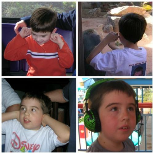 My Son Wears Orange Earplugs - When Sound Hurts Your Child