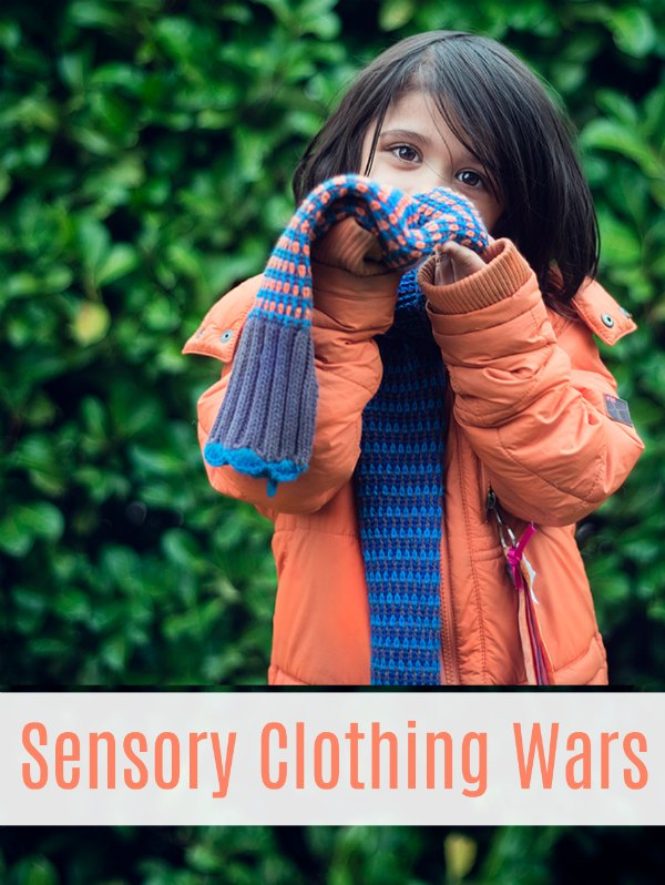Clothes and Sensory Processing Disorder