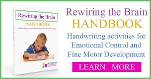 Rewiring the Brain Handbook: Handwriting for Emotional Control and Fine Motor Development