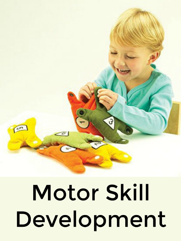 Pencil Grip Snap Bags for Motor Skill Development (Fine Motor Toys)