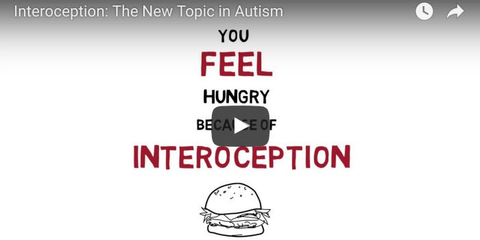 What is Interoception? Interoception can be affected in many people with autism, ADHD, SPD, anxiety, eating disorders, depression and even obesity. | The Sensory Spectrum