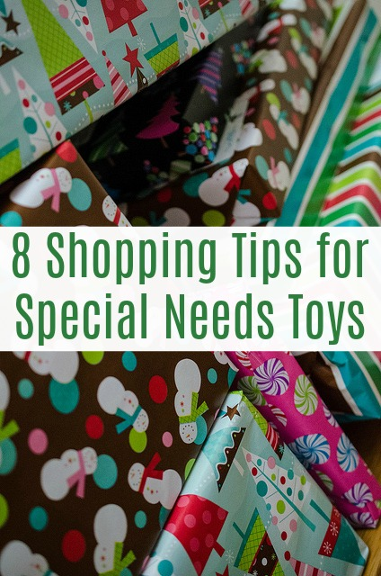 8 Shopping Tips For Special Needs Toys