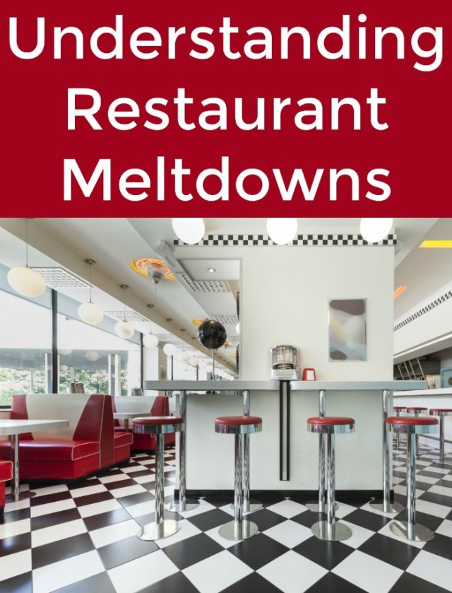 Understanding Restaurant Meltdowns (in Autism and sensory issues)
