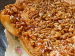 Grandma's Butterscotch Pecan Rolls are a perfect addition to your holiday menu. The classic homemade cinnamon rolls are covered in a sweet, sticky topping.