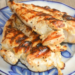 Whether you need chicken to top a salad, add to pasta or use simply as an entree, you have to try this Easiest Grilled Chicken Ever.