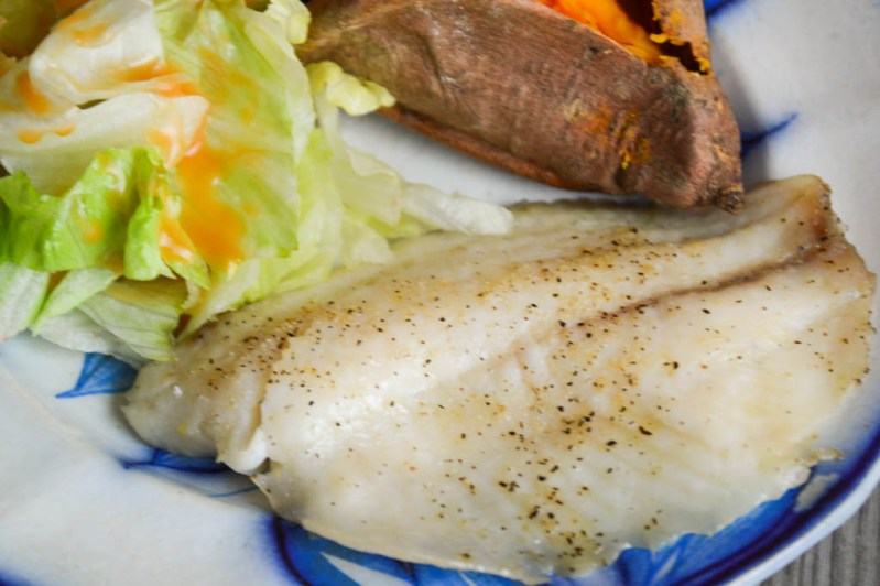 Easy Baked Tilapia Recipe With Olive Oil And Seasonings