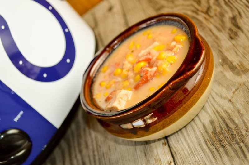 This Crock Pot Chicken Corn Chowder is made using ingredients that most of us on hand in our pantry and is a dish your entire family will love.