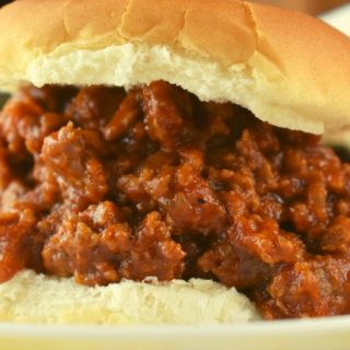 We have an Easy Sloppy Joe Recipe with only 3 ingredients. The main ingredient is one that can be found in almost every household. Sloppy Joes With Ketchup is a 20 minute dinner idea using ground beef, ketchup, onions, salt and pepper.